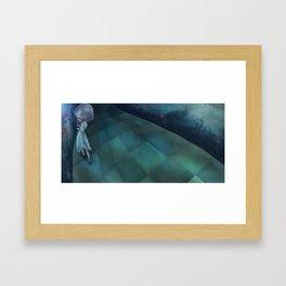 Darling Girl Framed Art Print