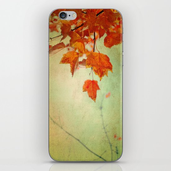 Whispers of Autumn iPhone & iPod Skin