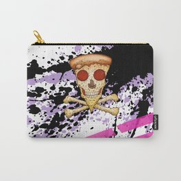 Skull Slice I Carry-All Pouch