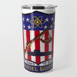 USS DANIEL BOONE (SSBN-629) PATCH Travel Mug