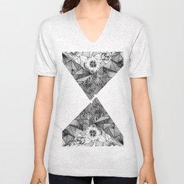 Pyramid Vomit Unisex V-Neck