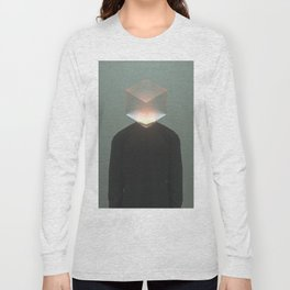 Hexahedron Long Sleeve T-shirt
