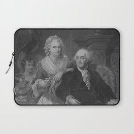 President Washington At Home Laptop Sleeve