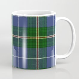 Tartan Of Nova Scotia Coffee Mug