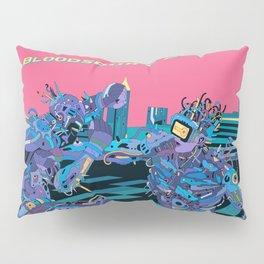 Bloodsport 2088 / Cyberpunk Pillow Sham