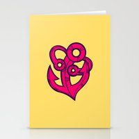 anchor Stationery Cards featuring Anchor by Artistic Dyslexia