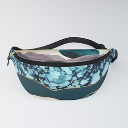 Desert Lake Fanny Pack