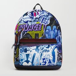 New York City - Night Visions Backpack