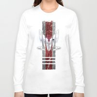 n7 Long Sleeve T-shirts featuring N7 Spectre by Toronto Sol