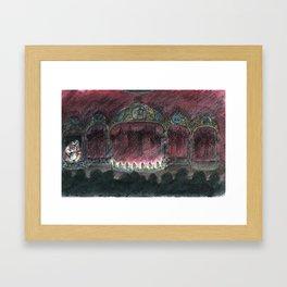 Country Bears Framed Art Print