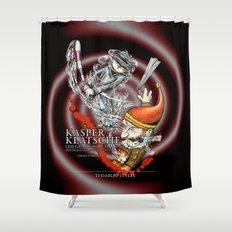 Kasperklatsche Shower Curtain