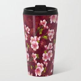 Cherry blossom #12 Travel Mug