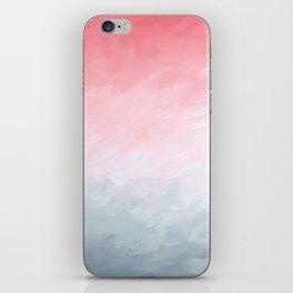 Blush Fade iPhone Skin