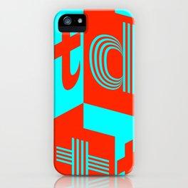 typodon iPhone Case
