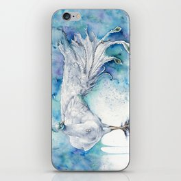 Purity Unchained iPhone Skin
