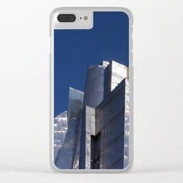 Postmodern in Minneapolis Clear iPhone Case