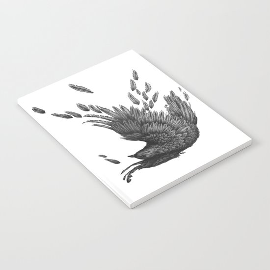 Raven Unravelled Notebook