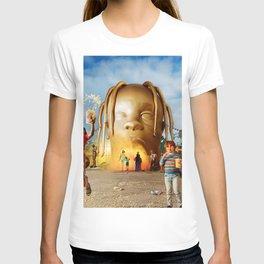 Travis Astroworld Scott T-shirt