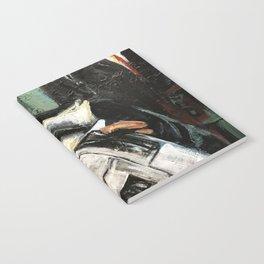 Damage Report Notebook