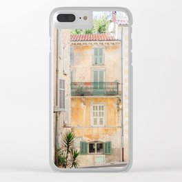France, Valbonne Clear iPhone Case