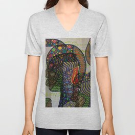 I Can't Feel My Face When I'm With You Unisex V-Neck