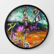 Dreamhaven Wall Clock