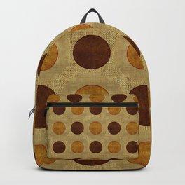 """""""Vintage Polka Dots"""" Backpack"""