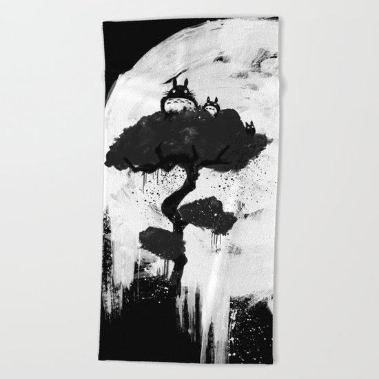 Midnight Spirits Beach Towel