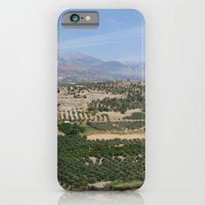 Crete Landscape iPhone 6 Slim Case