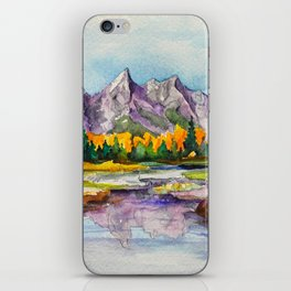 Grand Teton National Park iPhone Skin