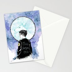 Auror Harry Stationery Cards