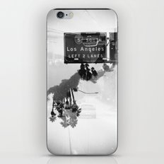 Landscapes (35mm Double Exposure) iPhone & iPod Skin