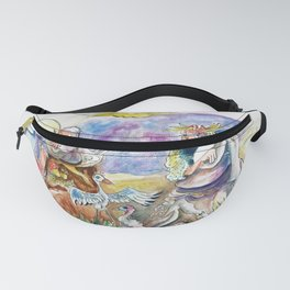 RB. Sounds Fanny Pack