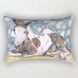 Dartmoor Foal Rectangular Pillow