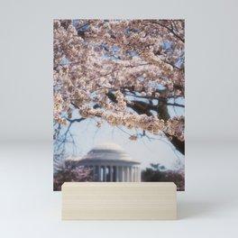Washington DC in Bloom Mini Art Print