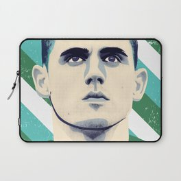 Tom Rogic, The Wily Wizard Laptop Sleeve