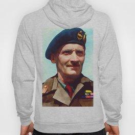 General Bernard Montgomery, WWII Leader Hoody