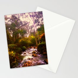mountain creek Stationery Cards