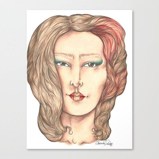 Miyoko  Canvas Print