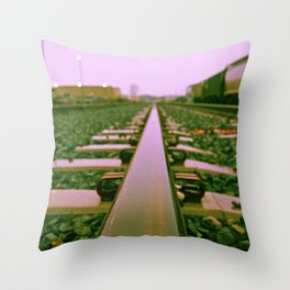 Everything is beautiful Throw Pillow