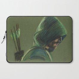 Green Arrow Laptop Sleeve
