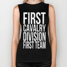First Cavalry Biker Tank