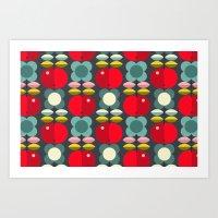 apples2 Art Print