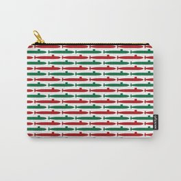 Christmas Subs Carry-All Pouch
