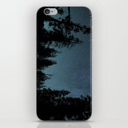 Stars and Trees iPhone Skin