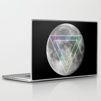 lunar Laptop & iPad Skins featuring Lunar Eclipse by Karolis Butenas