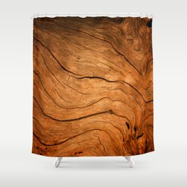 Wood Texture 99 Shower Curtain