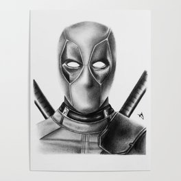 Dead-pool Poster