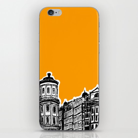 King William IV Street iPhone & iPod Skin