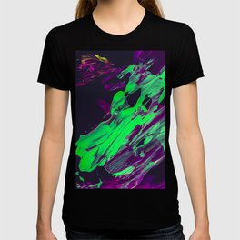 Abstract Paint Mix 12 T-shirt